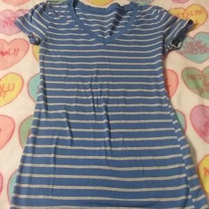 Wet Seal striped tee